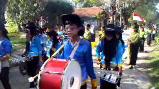 Drumband SMPN 1 PEDES Part II