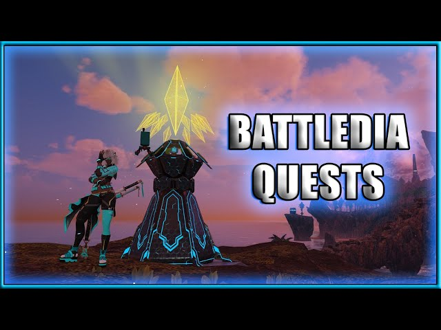 Battledia Quests - Everything You Need To Know | PSO2:NGS