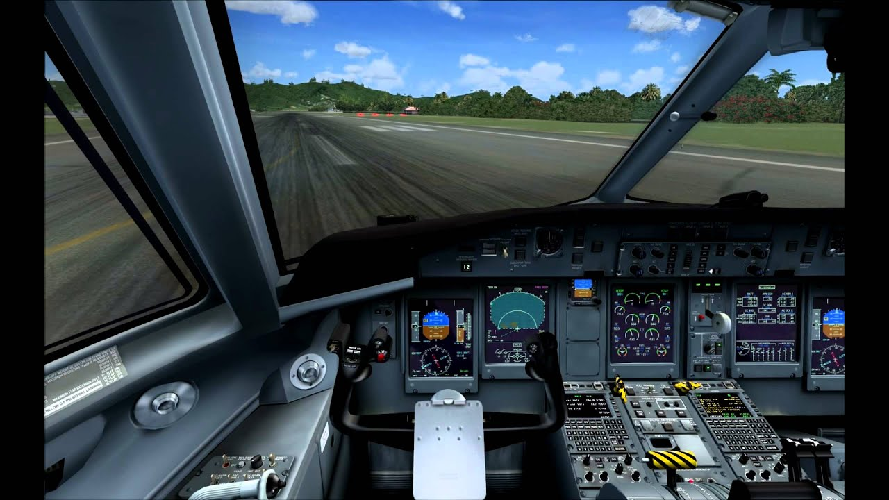 FSX - Majestic Dash 8 Q400 Review and First Impressions