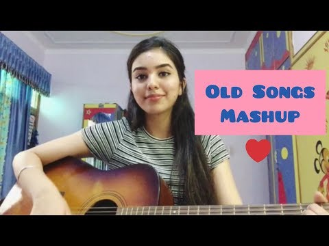 Best Hindi Old Songs Mashup | Guitar Mashup | Ravneet Kaur