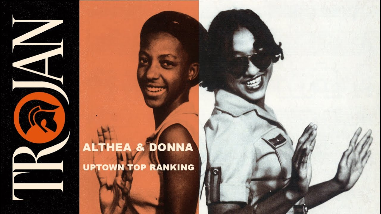 Althea & Donna 'Uptown Top Ranking' original UK hit version (official audio)