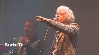 Bob Geldof insults the Punks. Rebellion Festival 2015 - Blackpool