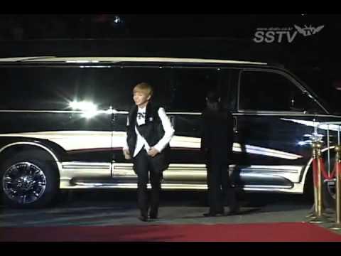 111124 Super Junior - Melon  Awards Red Carpet SSTV