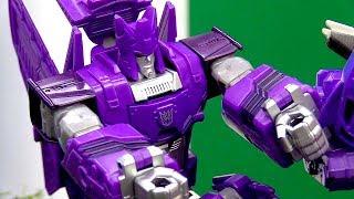 Трансформеры: Подарок для Автоботов! Хитрый план Десептиконов.