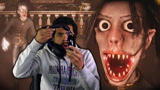 A Michael Jackson horror game so scary... I almost broke my headphones | Escape the Ayuwoki