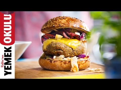 Evde Efsane Hamburger | Dışarıdan Söylediğimiz Yemekler