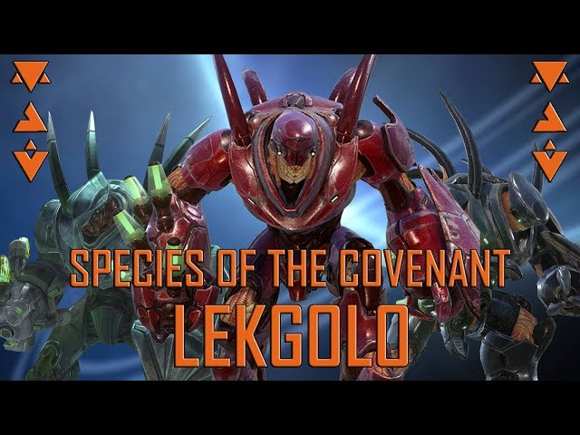 Species of the Covenant-The Lekgolo