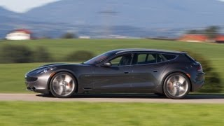 Fisker Surf 2013 Videos