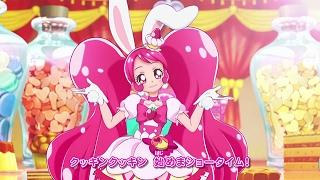 【キラキラ☆プリキュアアラモード】前期エンディング 「レッツ・ラ・クッキン☆ショータイム」 (歌:宮本佳那子)