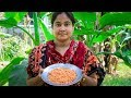 Village Street Food: Red Lentils Pakora Fried Recipe by Village Food Life