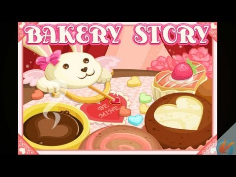 Bakery Story  Valentine's Day - IPhone Game Trailer