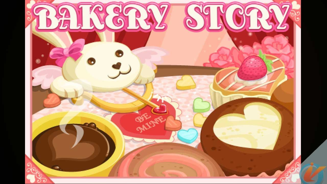 Bakery Story Valentineu0027s Day   IPhone Game Trailer