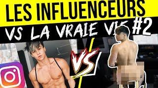 LA VRAIE VIE DES INFLUENCEURS !! 😂 PARTIE 2 (ft. Douze Fevrier)