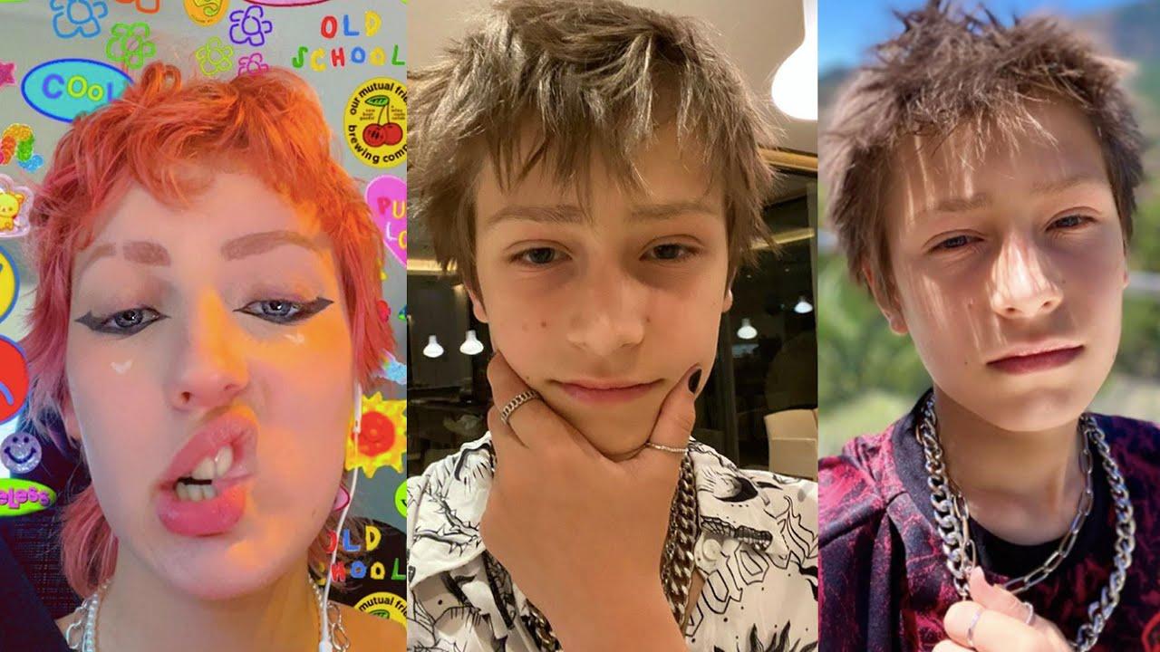 Download SIS vs BRO QUIT YOUTUBE! - Karina & Ronald Kurzawa TikTok Compilation (RonaldOMG, GamerGirl)
