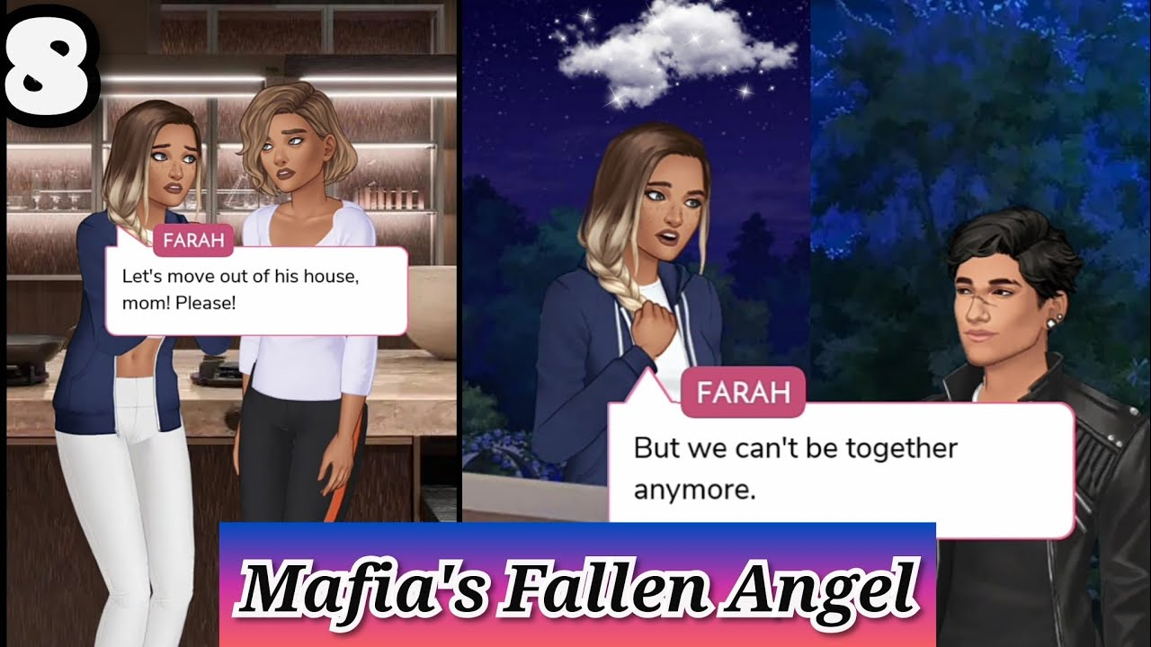 """Download Episode:8 Mafia's Fallen Angel🖤💎""""Ugly Truths""""(Episode Choose Your Story)"""