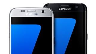 Galaxy S7 и S7 EDGE - первый взгляд