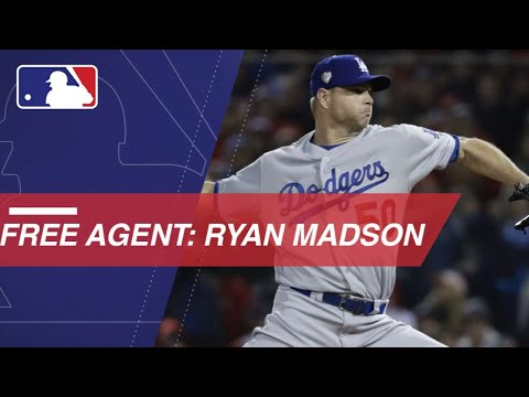 Ryan Madson heading to free agency before 2019 season