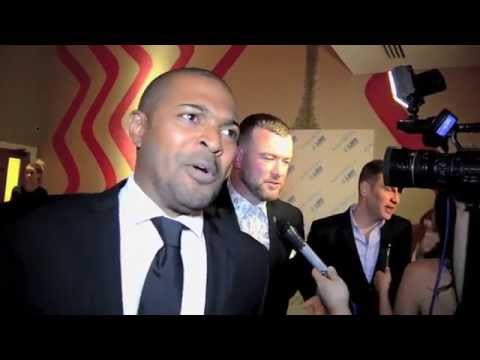 Premiere: Noel Clarke, Ali Cooke, Jason Maza | The Anomaly (The Fan Carpet)