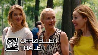 DIE SCHADENFREUNDINNEN - Trailer Deutsch The Other Woman Drei sind zwei zu viel