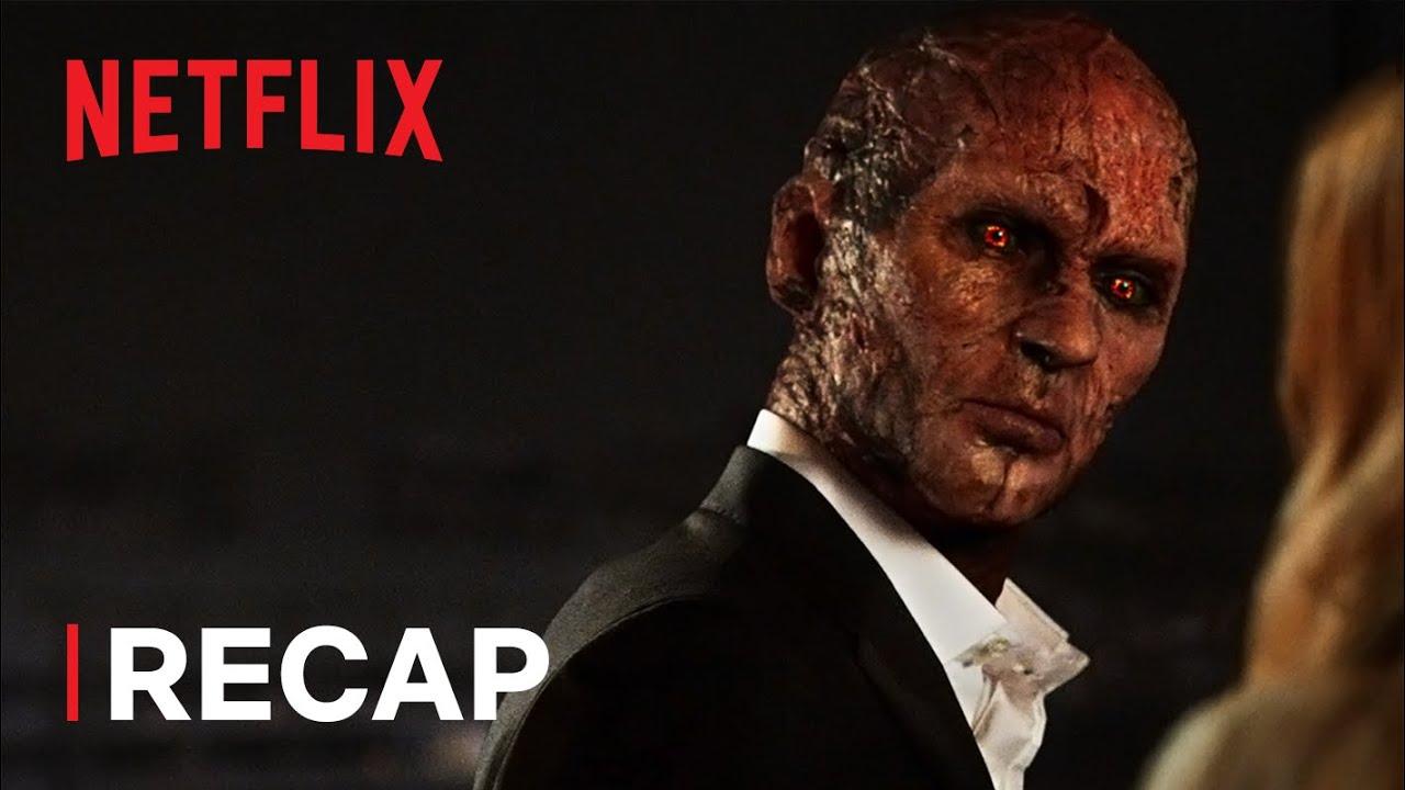 Download Lucifer Season 4 Recap    Netflix