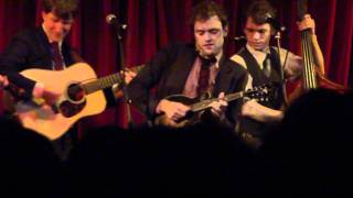 Punch Brothers - Sexx Laws / Train on the Island (Beck cover + Irish folk)