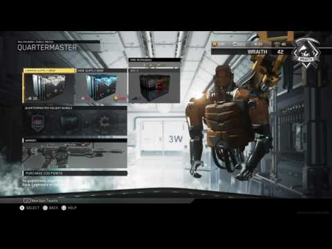 Call of Duty Infinite Warfare : I just lost my Crypto keys