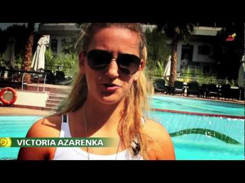 Victoria Azarenka  | Dubai Full of Surprises Travel Show | Dubai Duty Free