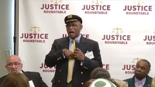 Rhozier  Roach  Brown - Conversations on Justice (March 31, 2016)