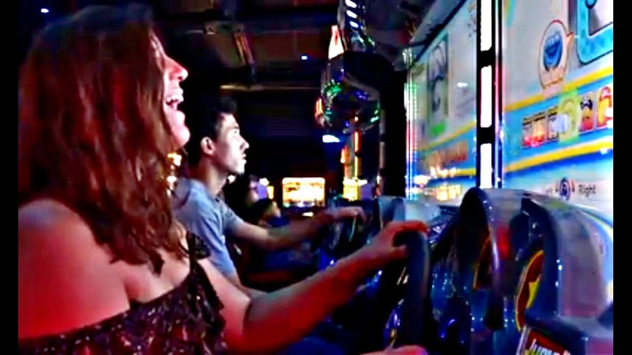 Miami S Dolphin Mall Dave Busters Kona Grill Youtube