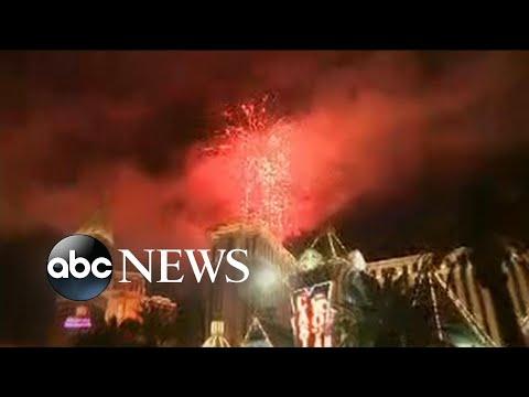 Las Vegas, Nevada Celebrates the Start of 2018