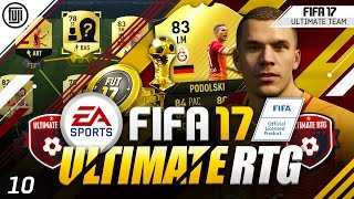 FIFA 17 ULTIMATE ROAD TO GLORY! #10 - BUY THIS STRIKER!!!