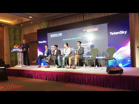 0chain at TokenSky Seoul 2018 FinTech4Good DAIF2018