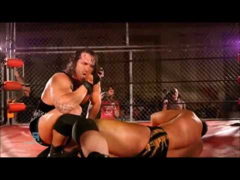 "RESISTANCE Pro Wrestling: HARRY SMITH (c) vs RHYNO ""Steel Cage Match"" w/Special Guest Referee RAVEN"