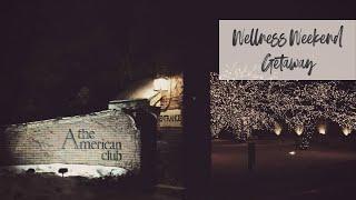 Wellness Weekend Getaway at The American Club