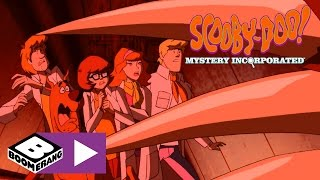 Scooby-Doo | Il mostro-orso | Boomerang