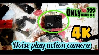 New Action Camera Noise Play 4K!! Review & Time lapses!! The fukrey vlogs