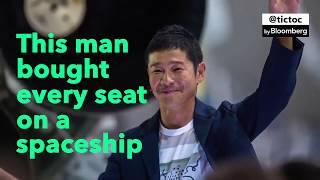 Meet SpaceX's First Paying Customer Yusaku Maezawa