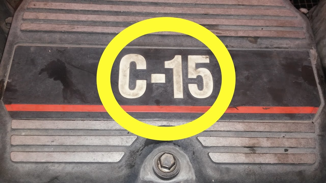 the cat c15 c 15 and 3406 engines know your engine facts faults and features  [ 1280 x 720 Pixel ]