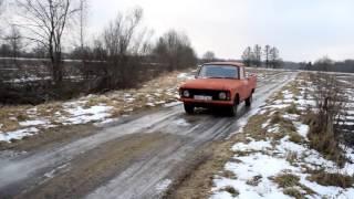 Запуск Москвича  после 10 лет простоя