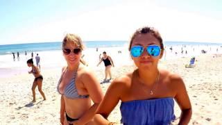 GoPro Hero4 HD @ Atlantic Beach, NC. -  Spring Break 2017