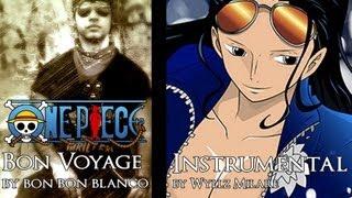 One Piece Opening 4 - Bon Voyage (Guitar Instrumental)