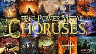 Epic Power Metal Choruses | 40 Bands