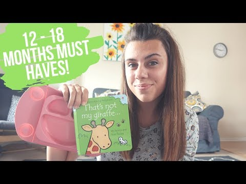 12-18 MONTHS MUST HAVES! *2018*