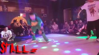 The Dark Below Bboy/Bgirl Battle : Stallz vs Doodles (Semi-Finals)