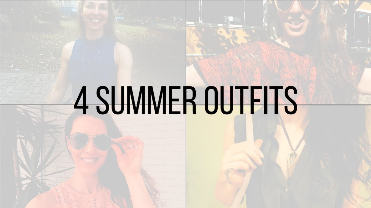 [VIDEO] - 4 Summer Outfits for Wheelchair Users 2