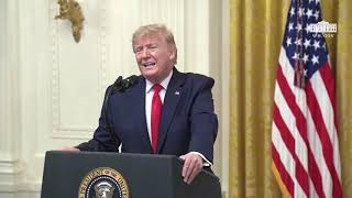 President Trump Delivers Remarks to the Nation's Mayors on Transforming America's Communities