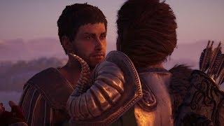 Assassin's Creed Odyssey Thaletas Romance (Kassandra)