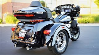 2019 Harley-Davidson Tri-Glide Ultra (FLHTCUTG) │ Review and Test Ride