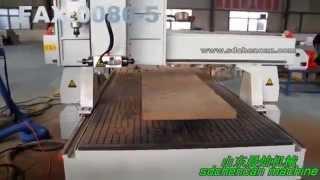 Cnc Wood Door Frame Making Router Machine