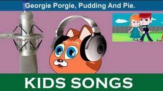 Classic Nursery Rhymes | Georgy Porgy Pudding & Pie | Kids Songs With Lyrics From SmileKids TV
